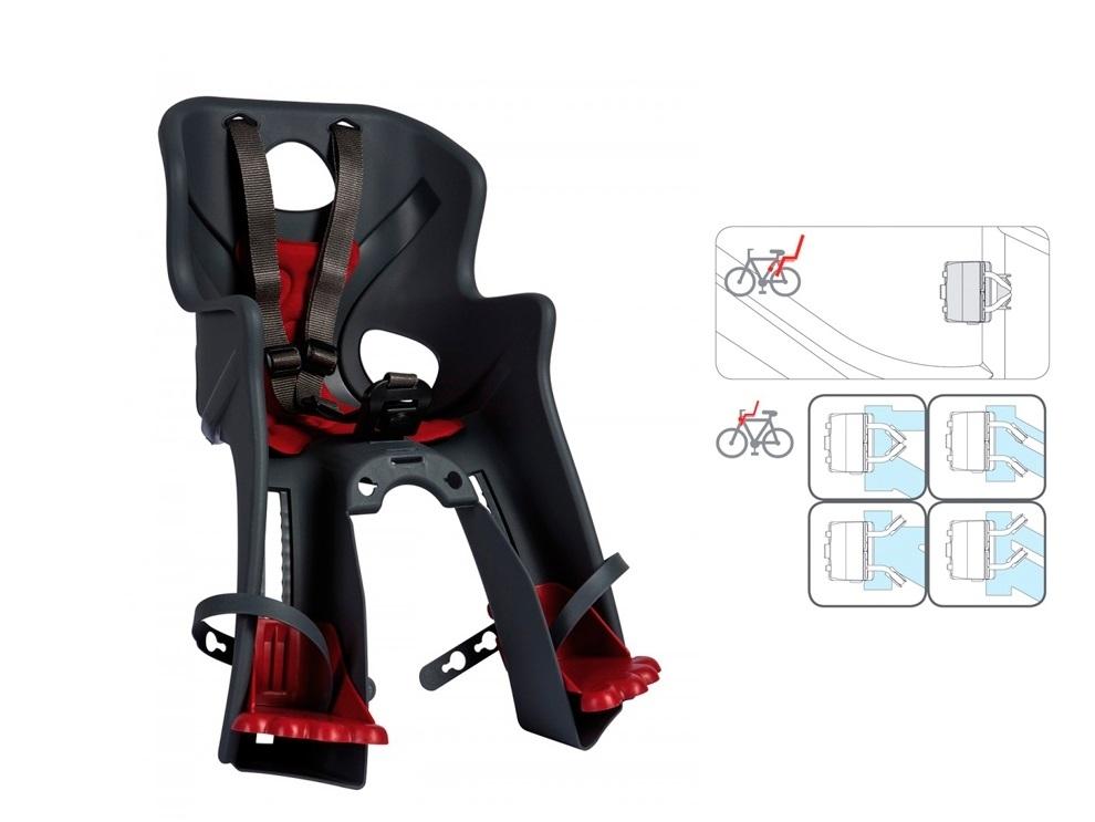 Кресло детское Bellelli Rabbit B-Fix переднее, код 10199