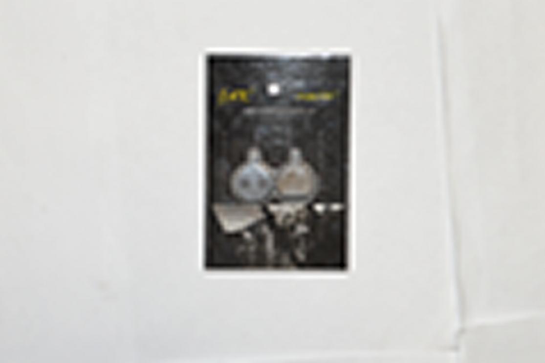 Колодка для диска YK-06 (Promax) на блистере, код 95203