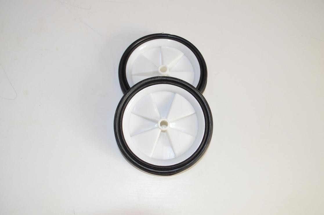 Доп. колеса пласт.без стоечек размер 125 3243044-51, код 99561