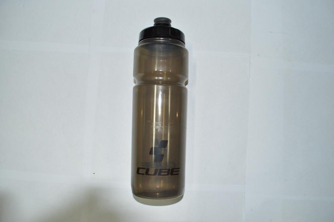 Фляга CUBE TRINKFLASCHE 0,75l Icon black
